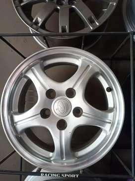 velg yunday trajet ring 15 5x114 Gran max/Luxsio