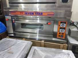 Pizza oven 1 deck 2 tray,dough mixer 20L china imported commercial etc