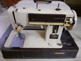 Singer embroidery machine