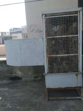 Aluminum Big Duct Cooler for sale