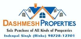 100y plot for sale guru amardas Ngr adjoining lodhi club
