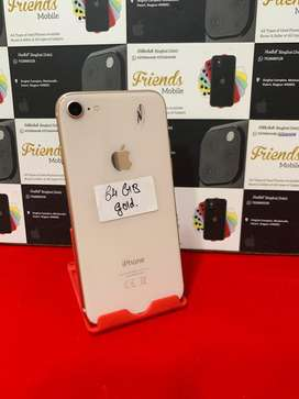 I phone 8 64 gb gold
