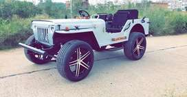 Harsh modified Jeeps available all india...Contact us for make it OWN