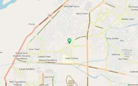 1 Marla Commercial Plot Available In LDA Avenue For Sale