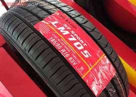 Ban Mobil Honda Freed Ring 16 Ukuran 185/55 R16 Ban Tubles Murah