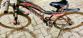 Two Schnell bicycles, one for 6+ and other for 8+ year age