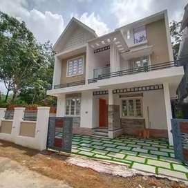 New 3 bhk 1650 sqft 3.25 cent land house for sale kakkanad navodaya