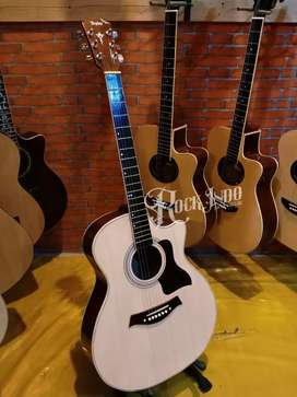 Gitar akustik Taylor Pemula pickguard