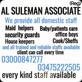 Required female cook for home