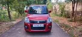 Maruti Suzuki Wagon R 1.0 Vxi ABS-Airbag, 2016, Petrol