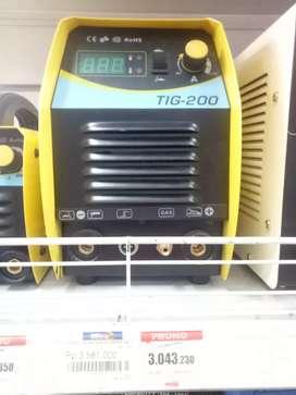 C/FISCH TIG 200 AMP