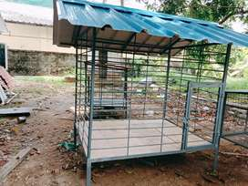 Best quality Dog cages 5*4 size