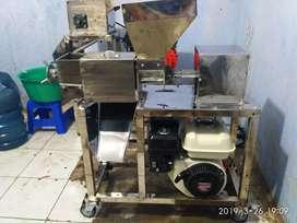 mesin peras santan full stainless mesin peras nyiur