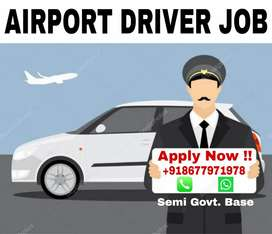 Urgently required Driver's in Kerala Airports