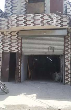 10 Marla Hall for Rent canal bank road Abdullah chok Lahore