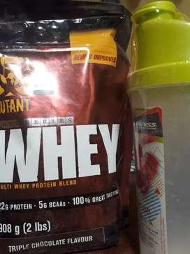 Susu whey mutant 2 lbs