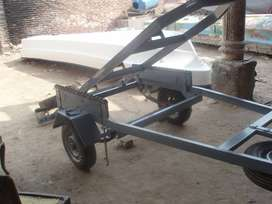 Boat Trailer for 19 ft. boat
