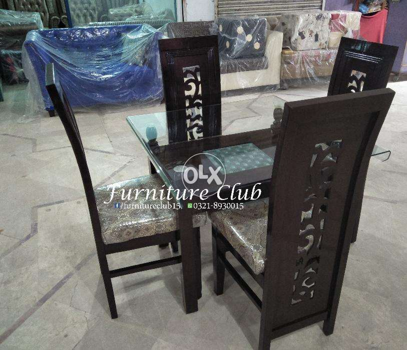 Discount Offer Dining Set Brand New Sheesham Wood 0
