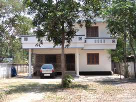 17 1/2 cent 4 bed room house in kootikkada.