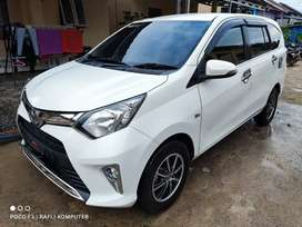 Toyota Calya 2016 tipe G manual