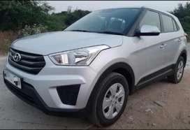 Hyundai Creta 1.4 S, 2017, Diesel