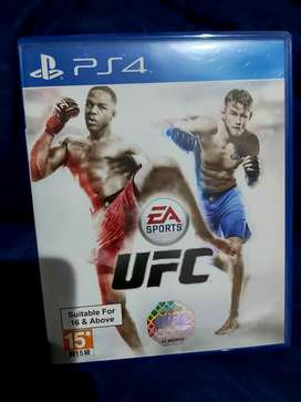 CD Game Original PS4 UFC EA Sports