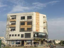 Flat for rent in hub commerical bahria town phase 8