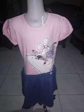 Dress Anak 7 tahun merk aero