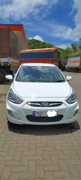 Hyundai Verna Transform 1.5 SX CRDI, 2013, Diesel