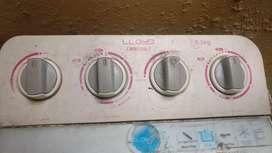 Llyod 8.5 Kg Semiautomatic Washing Machine