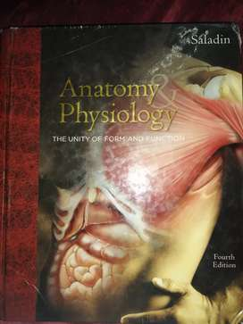 Anatomy Physiology (fourth Edition)