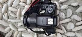 Jual kamera Canon EOS 550D