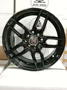 STORM 3330 HSR R15X65 H8X100-114,3 ET38 BLACK
