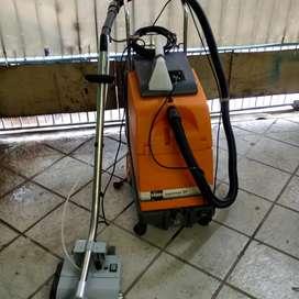Vacuum vakum Vacum Extractor Cuci Karpet Custom Power Brush