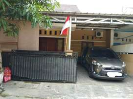 Dijual cepat (BU) rumah aman dan nyaman di kota Serang