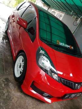 HONDA JAZZ RS 2013 MNC Matic triptonic ..