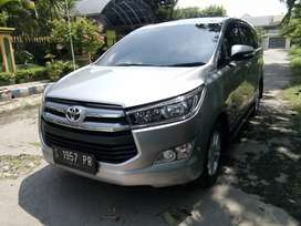 Toyota Innova V Reborn Diesel metic 2016 Istimewa  Km sedikit