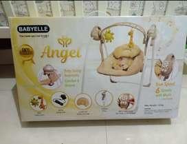 Babyelle angel Baby swing Automatic ayunan otomatis