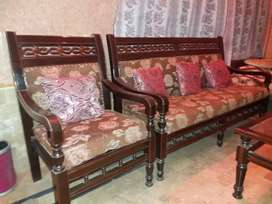 Sofa set tebal set