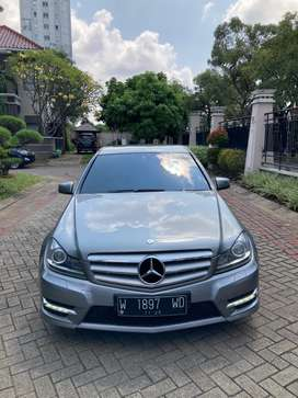 W 204 C250 AMG package
