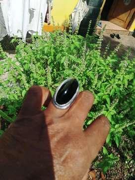 Dijual batu cincin pandan lumut cristal istimewa