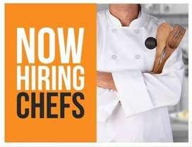 Hiring Chef @56 dukan