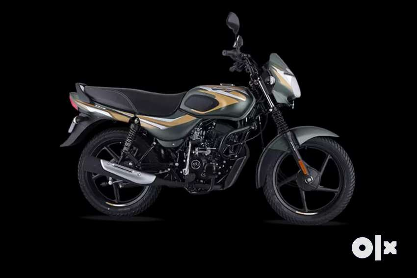 Brand New Bajaj CT 110 Rs 6666/( valid for Chennai customer only )