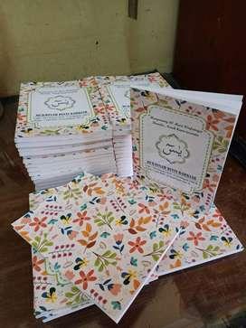 Cetak Buku Yasin Softcover Pardasuka Pringsewu