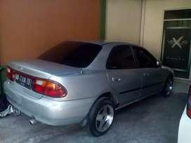 Dijual Mazda Lantis 98 No Pol AB