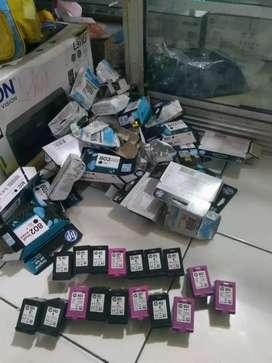 Dibeli tinta cartridge bekas dari printer