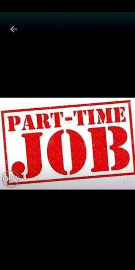 Home based job part time