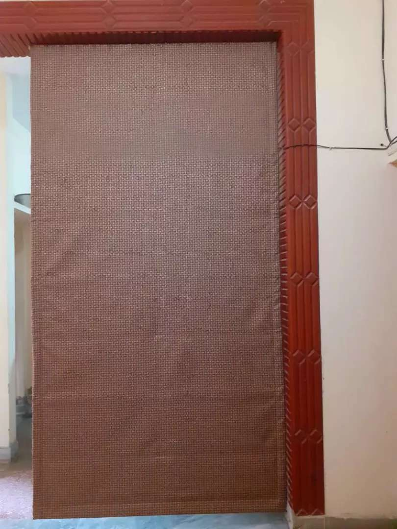 Rolling wall blinder curtains 0