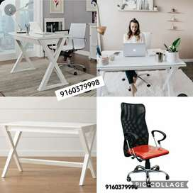 Office tables and chairs in combo offer available from the factory