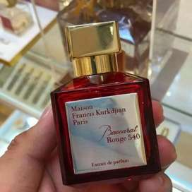 Parfum baccarat rouge berkualitas